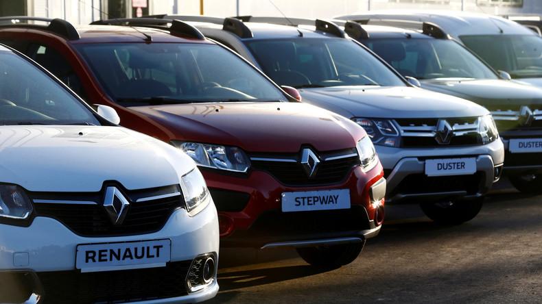 Renault stoppt Produktion in französischen Werken nach Cyberangriff