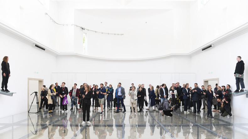 Deutsche Künstler gewinnen beide Hauptpreise auf Kunst-Biennale in Venedig