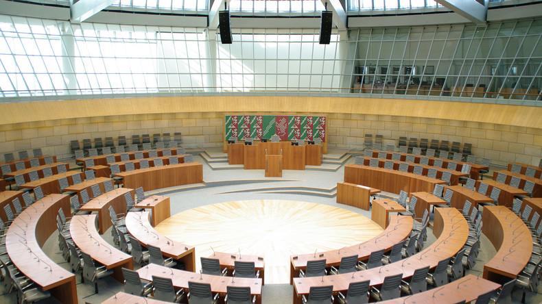 Nordrhein-Westfalen wählt Landtag