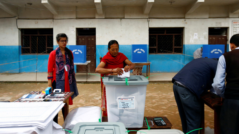 Nepalesen wählen erstmals seit 20 Jahren wieder Kommunalregierungen