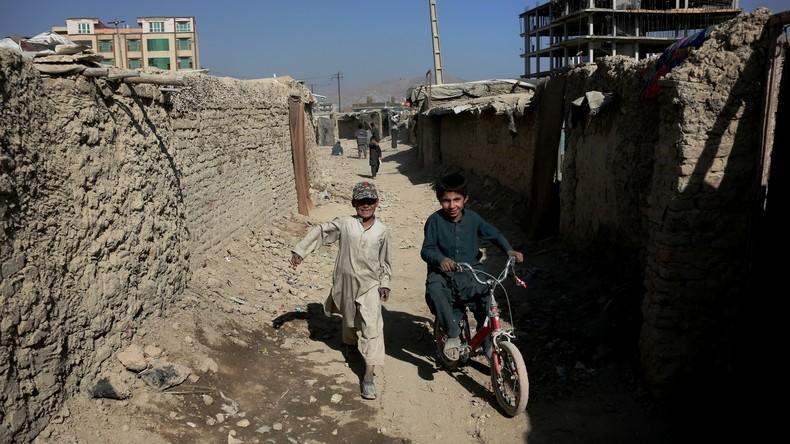 Fünf afghanische Kinder sterben bei Angriff auf Spielplatz