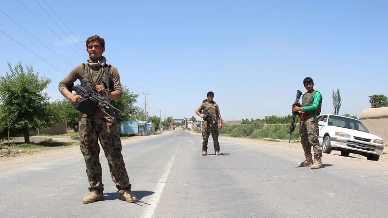 Afghanische Sicherheitskräfte töten mehr als 70 Extremisten