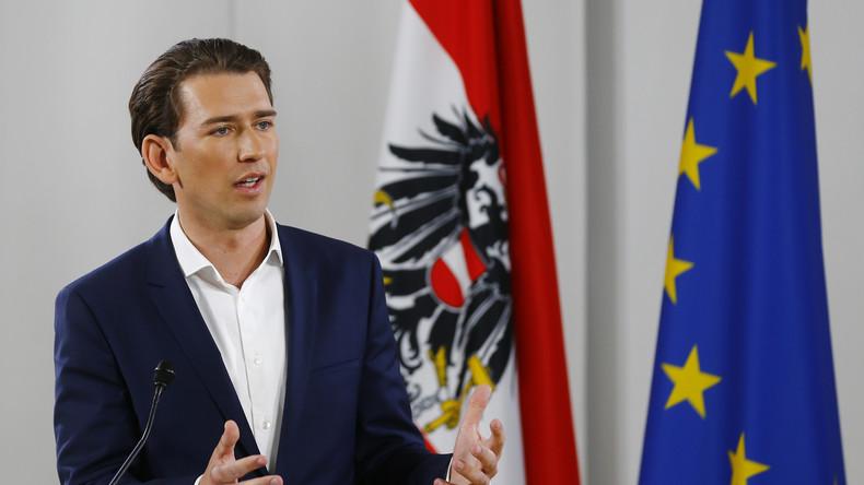 Österreich steht vor Neuwahlen - Umfragen sehen große Chance für die FPÖ