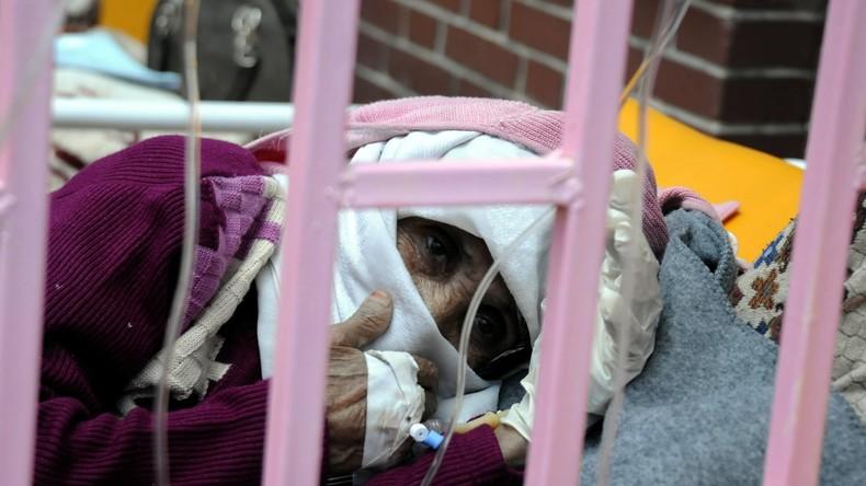 Jemen ruft Notstand in Hauptstadt wegen Cholera-Epidemie aus