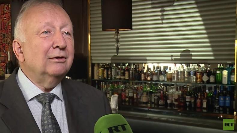 """Willy Wimmer zur Lage in Europa unter Merkel und Macron: """"Demokratie ist an Nationalstaat gebunden"""""""