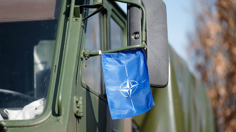 Internationales NATO-Bataillon nimmt an Militärmanöver in Polen teil