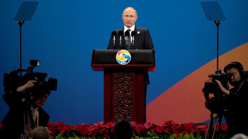Putin zum Ransomware-Virus: Malware, die Geheimdienste geschaffen haben, kann nach hinten losgehen