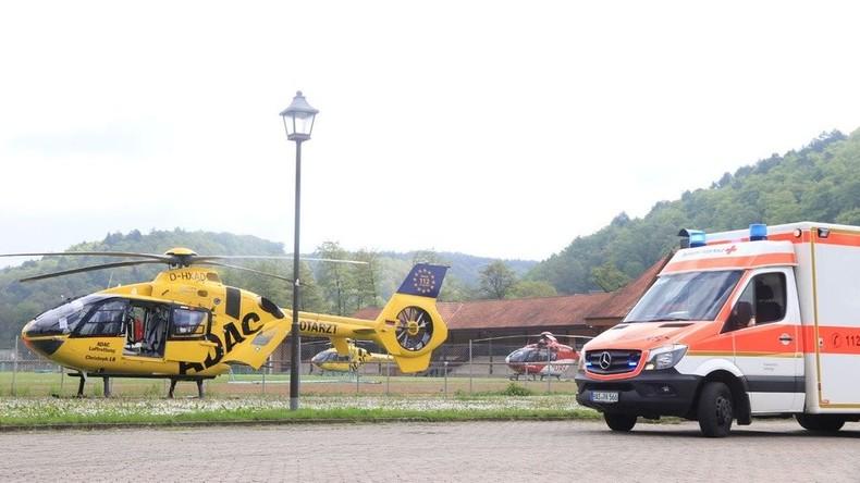 Fünf Schwerstverletzte bei Explosion im Schaeffler-Werk in Bayern