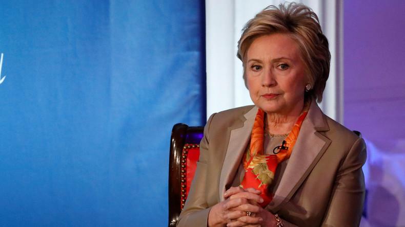 WikiLeaks: Clinton beschloss innerhalb von 24 Stunden,Moskau die Schuld für Niederlage zu geben