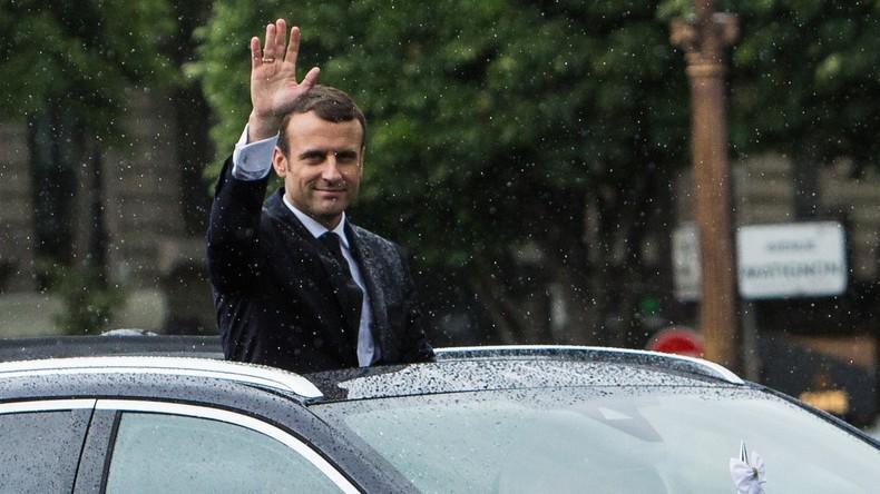 Macron in Berlin: Zu Gast bei Freunden?