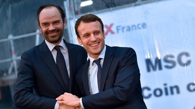 Macron ernennt Konservativen zum neuen Ministerpräsidenten Frankreichs