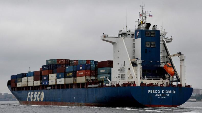Handel boomt: Russisch-chinesische Wirtschaftsbeziehungen erreichen neuen Höchststand
