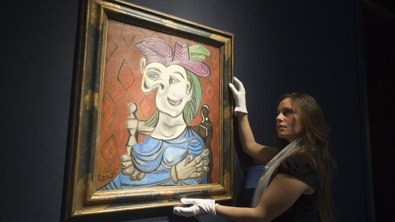 Picasso-Gemälde für 45 Millionen Dollar in New York versteigert