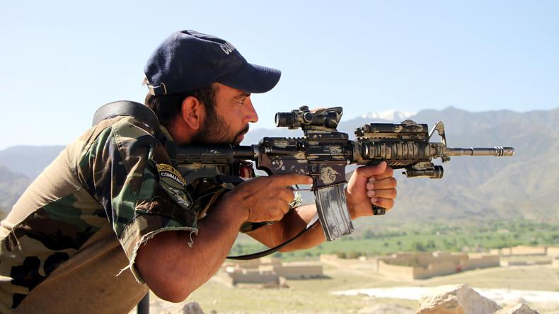 Afghanische Regierung erobert Bezirkszentrum von Taliban zurück