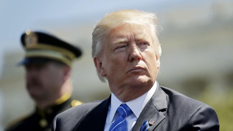 Trump pocht auf Recht zur Weitergabe von Informationen an Russland aus humanitären Gründen