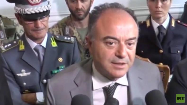 Italien: Mafia kontrollierte Flüchtlingsheim und scheffelte Millionen