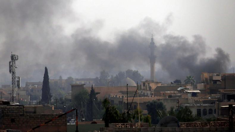 Irakische Armee befreit West-Mossul vom IS zu 90 Prozent