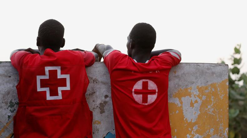 Vier entführte Mitarbeiter des Roten Kreuzes in Mali freigelassen