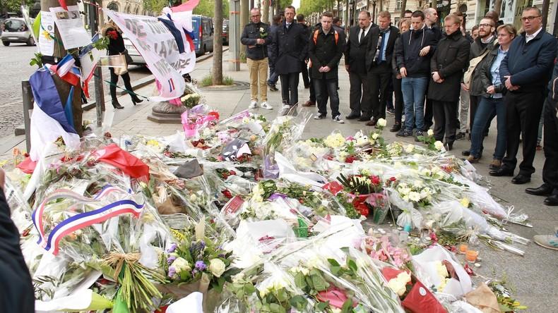 Vier Wochen nach Anschlag auf Champs-Élysées – ein Verdächtiger festgenommen