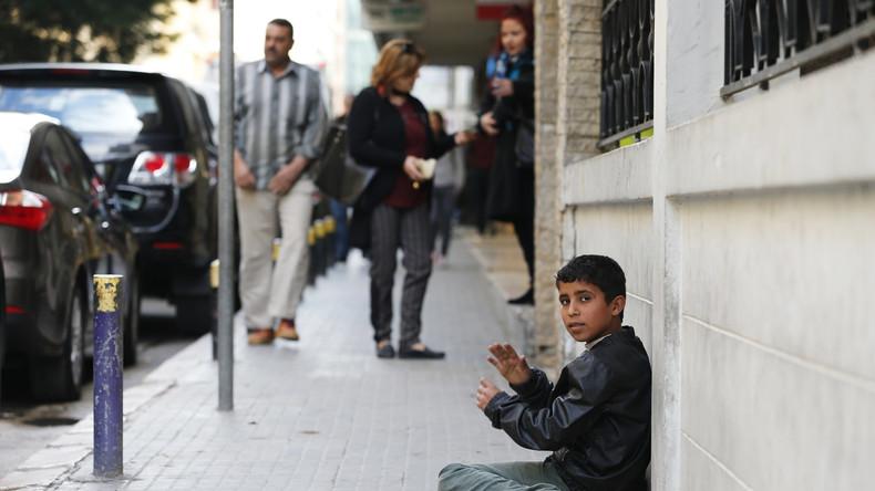 US-Sanktionen gegen regierungsnahe syrische Institutionen veranlasst