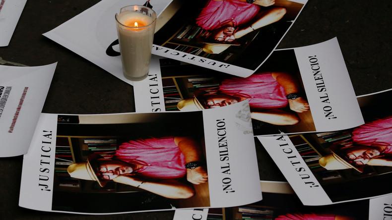 EU fordert Ermittlungen nach Morden an Journalisten in Mexiko