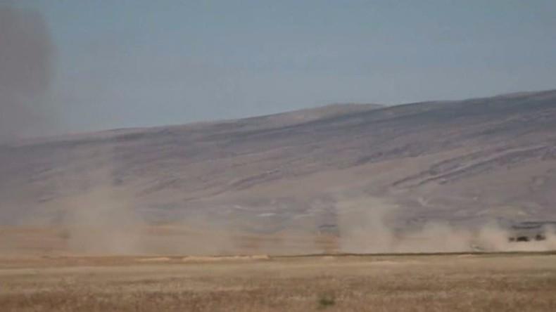 Live aus dem Irak: Armee liefert sich nahe Mossul schwere Kämpfe mit dem IS