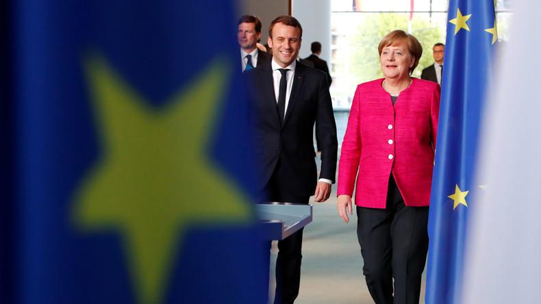 Macron und Merkel: Mehr Europa mittels einer Schocktherapie?