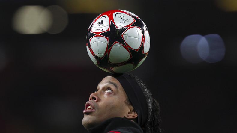 """Exklusiv-Gespräch mit Ronaldinho: """"Ich habe nie davon geträumt, Fußball des Geldes wegen zu spielen"""""""