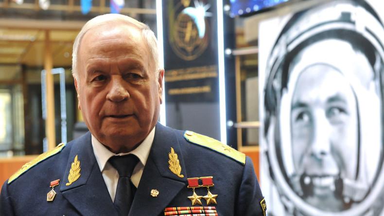 Kosmonaut Wiktor Gorbatko ist tot