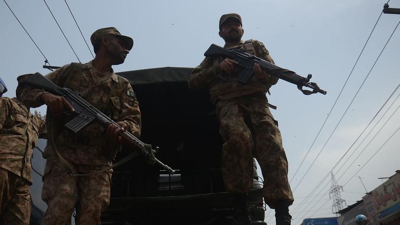 """Drei """"Hardcore-Terroristen"""" in Pakistan gehängt"""