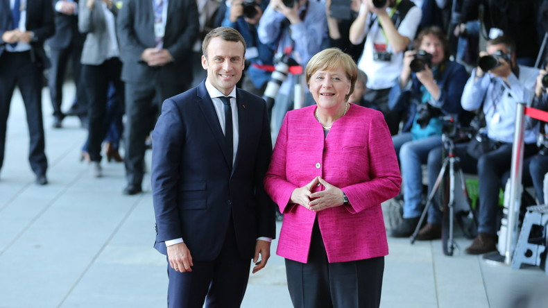 """EU-Experte Oberg zu Merkels und Macrons Reformversprechen: """"Worte, Worte und Worte"""""""