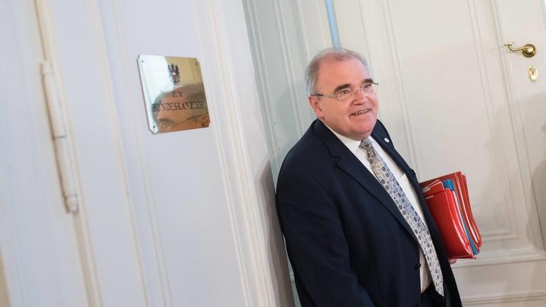 Österreichs parteiloser Justizminister Brandstetter neuer Vizekanzler