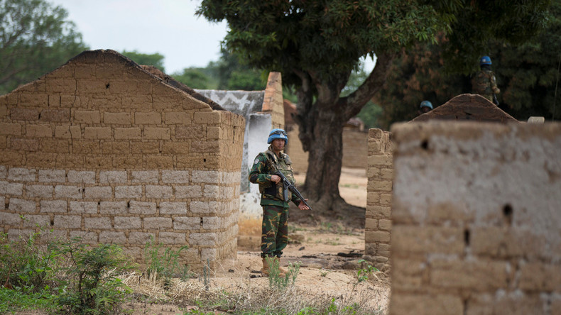 Rotkreuz-Mitarbeiter entdecken 115 Leichen nach Zusammenstößen im zentralafrikanischen Bangassou