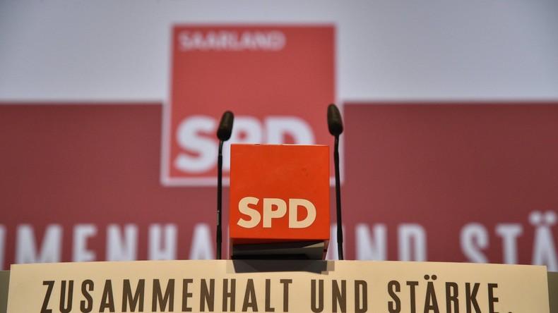 SPD-Regierungsprogramm: AfD rechts überholen, um Merkel zu schlagen