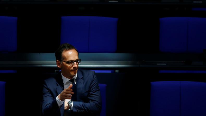 Es wird eng für Heiko Maas: Zensur-Gesetz auf der Kippe