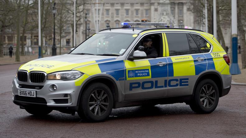 Vier Männer wegen Terrorgefahr in London festgenommen