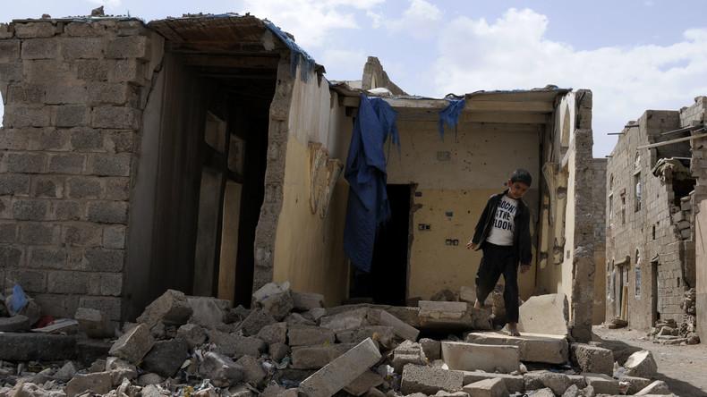 Mindestens 15 Zivilisten bei Luftangriff im Jemen getötet