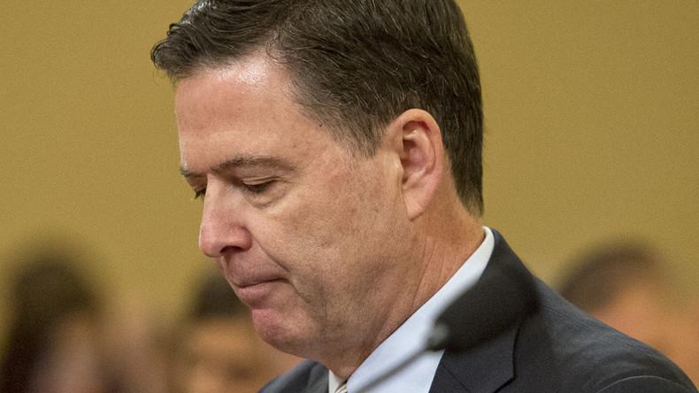 Geheimdienstausschuss bittet FBI um Aufzeichnungen von Comey
