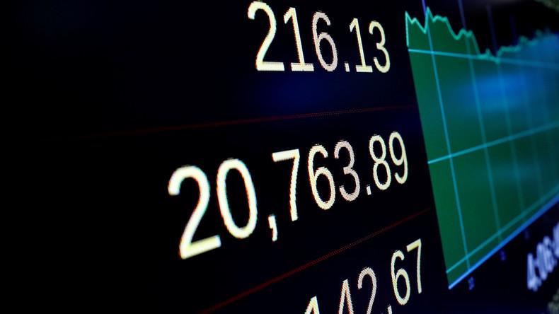 """""""Washington, wir haben ein Problem"""": Dow-Jones mit größtem Verlust seit September"""