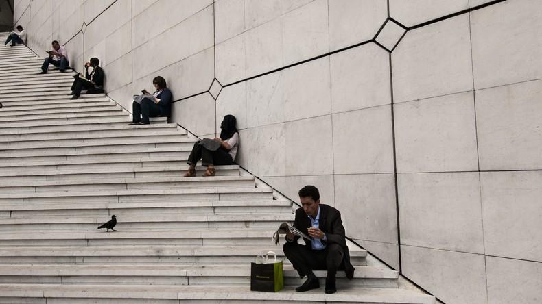 Frankreichs Arbeitslosenquote auf tiefstem Stand seit fünf Jahren