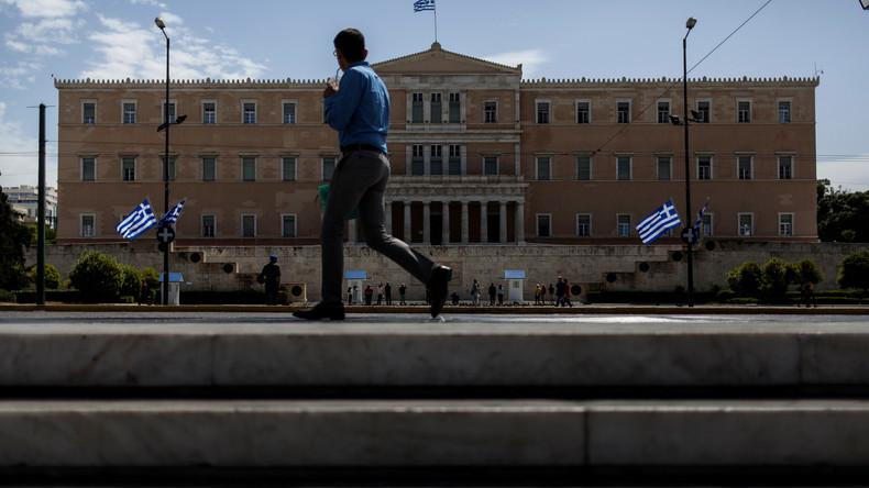 Griechisches Parlament beginnt Beratungen über neues Sparprogramm