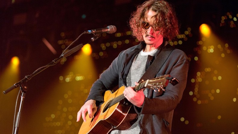 Soundgarden-Sänger Chris Cornell gestorben