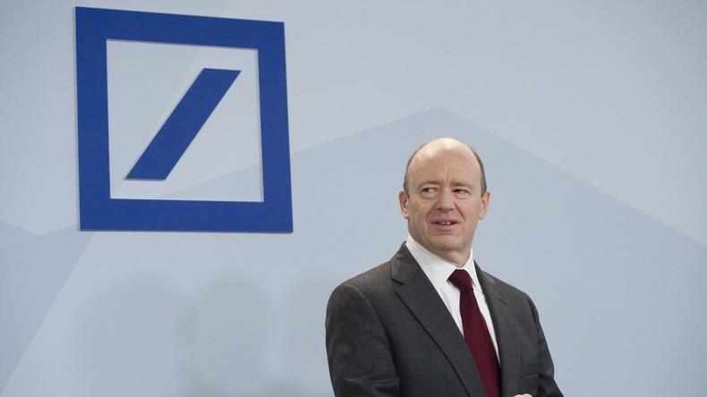 """Deutsche-Bank-Chef Cryan: """"Wir haben das Schlimmste hinter uns"""""""
