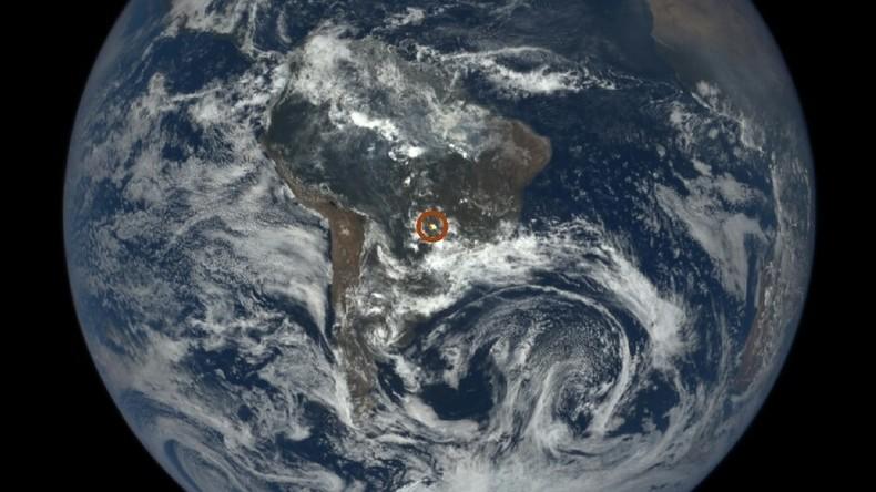 Mysterium gelöst: NASA knackt Fall von eigenartigen Blitzen auf Erde
