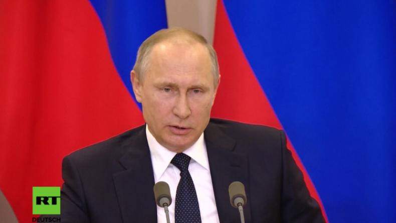 Russland-Hetze in den USA: Diese Leute sind entweder dumm oder skrupellos und brandgefährlich