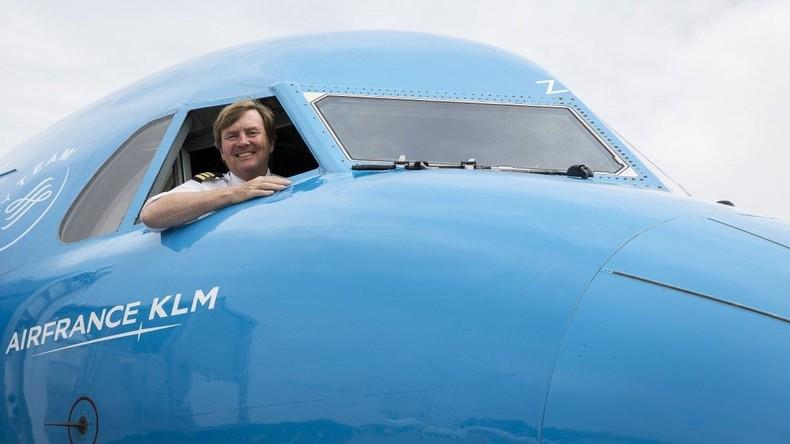 Vom Himmel begeistert: Niederländischer König und andere leidenschaftliche Prominenz-Hobbypiloten
