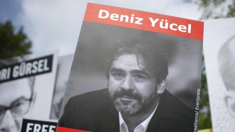 Generalkonsul besucht Deniz Yücel erneut in Istanbuler U-Haft