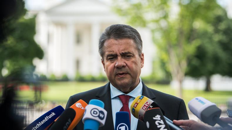 Gabriel droht auch mit Abzug von Soldaten aus NATO-Verband in Türkei