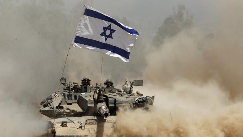 Panzer stehen bereit: Israel bereitet sich auf die Zerstörung der Hisbollah vor