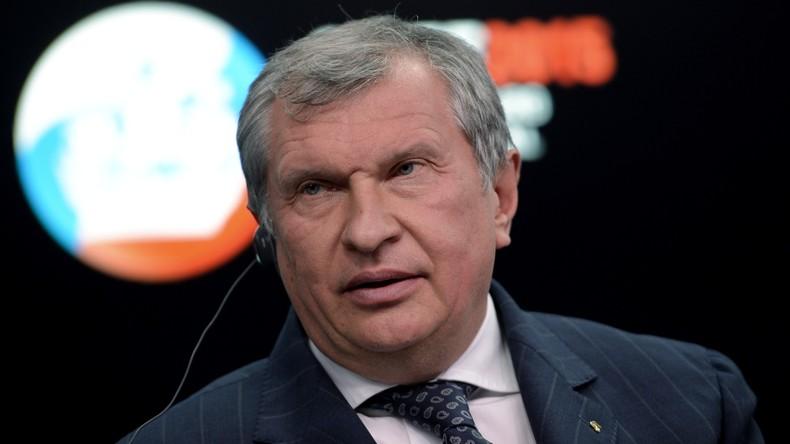 Russischer Ölriese Rosneft investiert 600 Millionen Euro in Deutschland